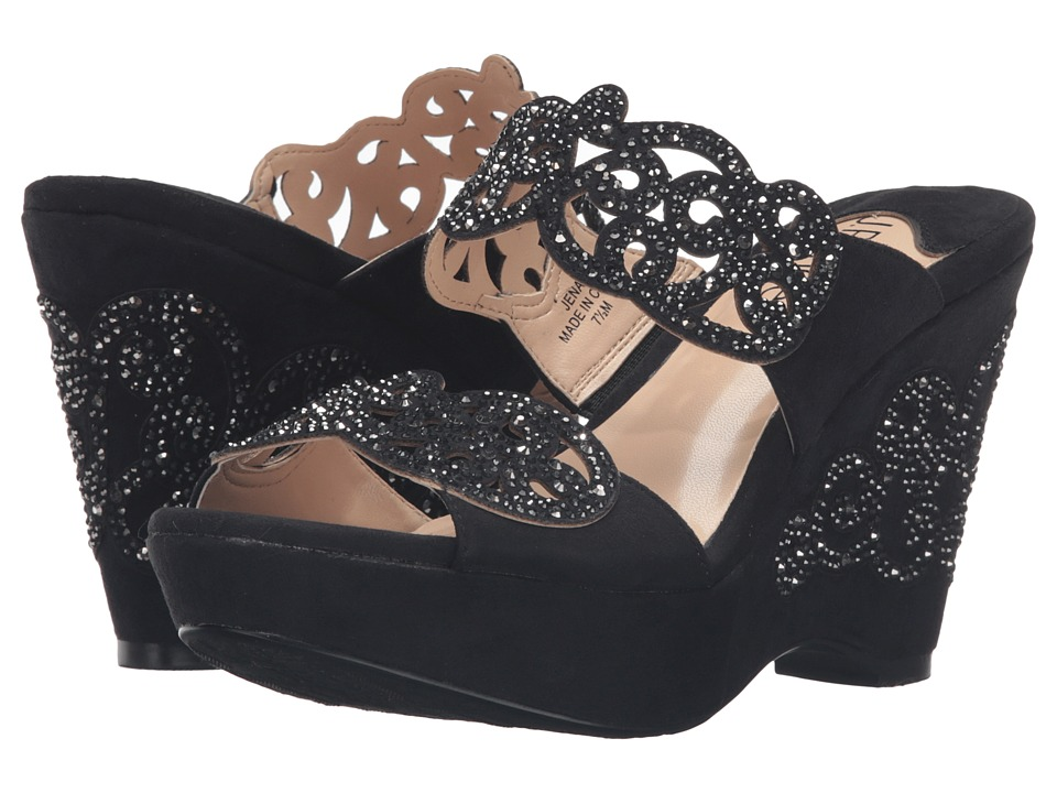 J. Renee Jenay (Black) High Heels