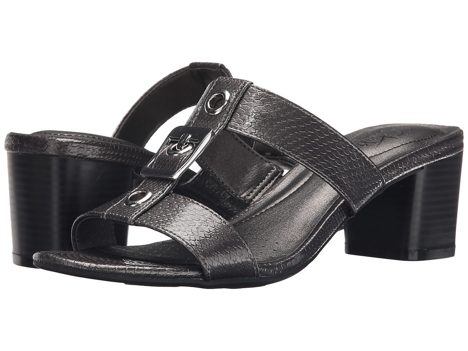 LifeStride - Rayana (Pewter Snake Patent) Women's Sandals