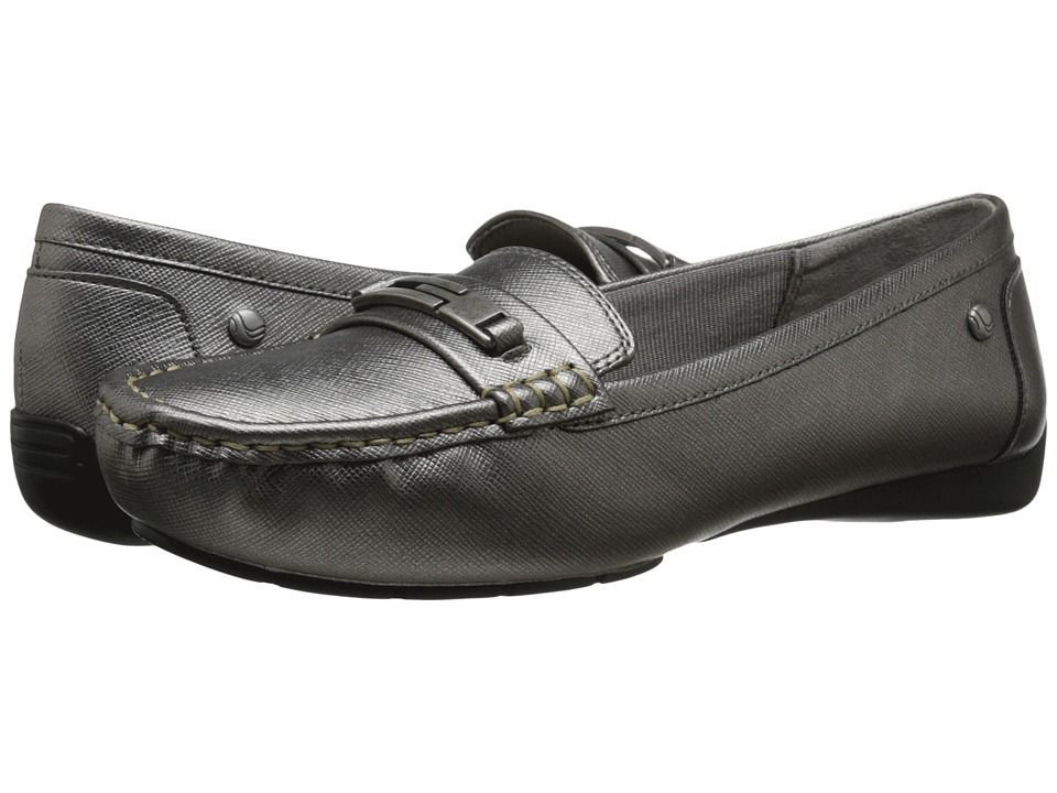LifeStride - Viva (Pewter) Women's Slip on Shoes