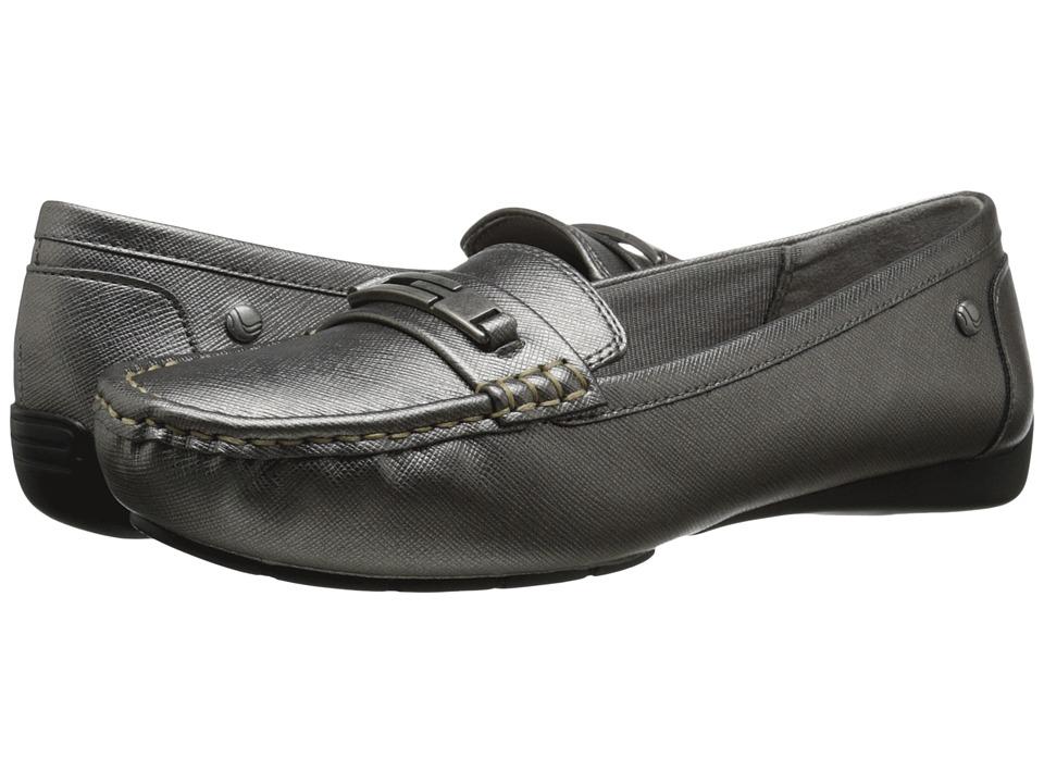 LifeStride - Viva (Pewter) Women's Slip on Shoes