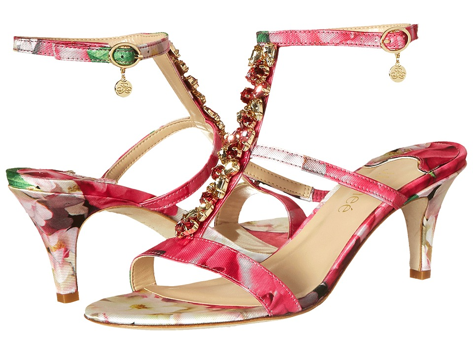 J. Renee Maricel (Fuchsia Multi) High Heels