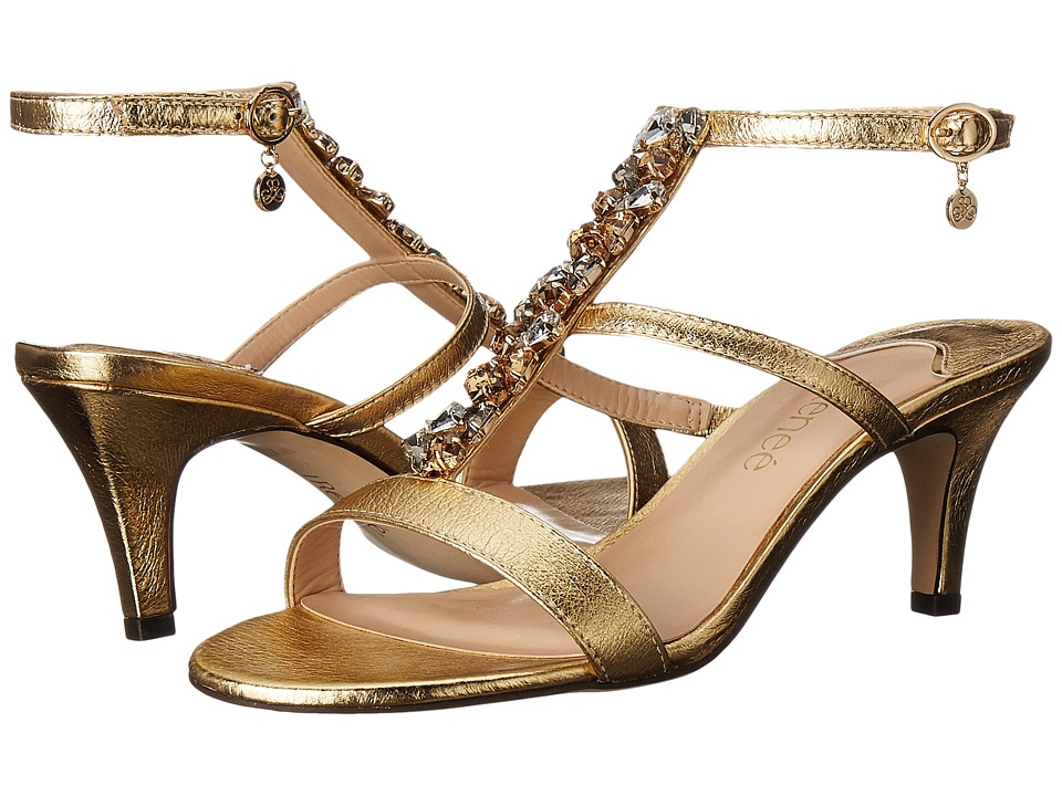 J. Renee Maricel (Gold) High Heels