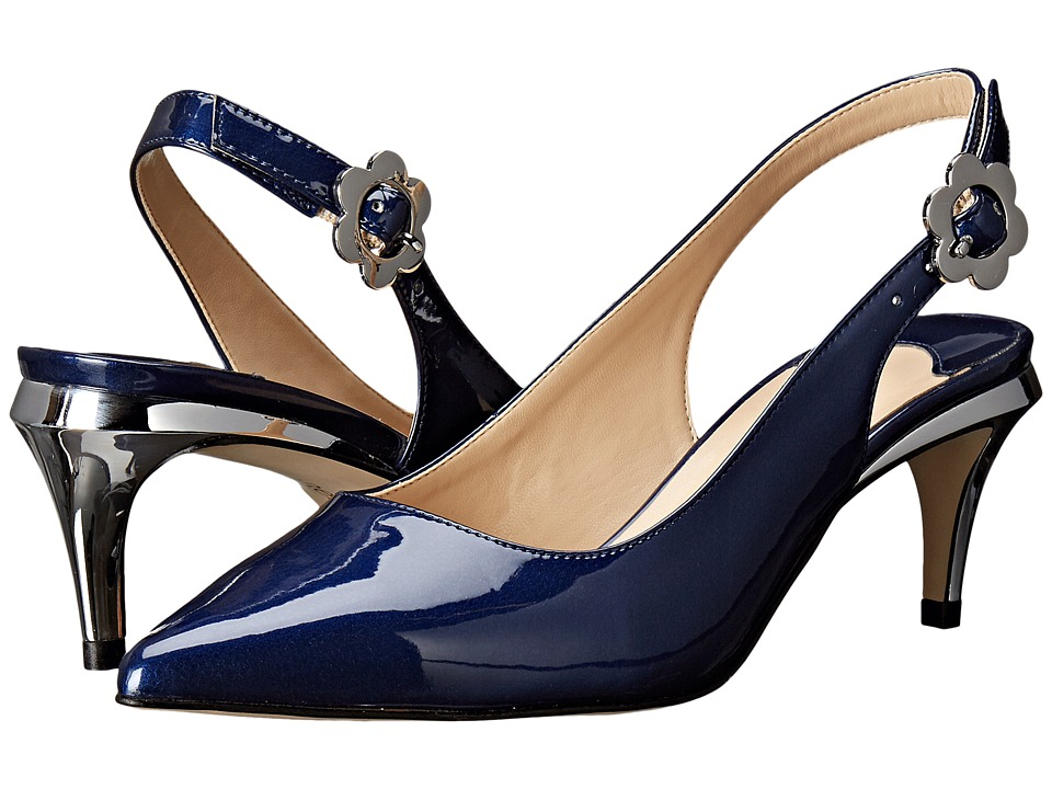 J. Renee - Pearla (Navy) High Heels