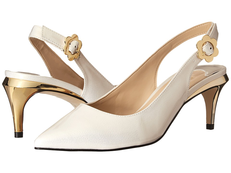 J. Renee - Pearla (Cream) High Heels