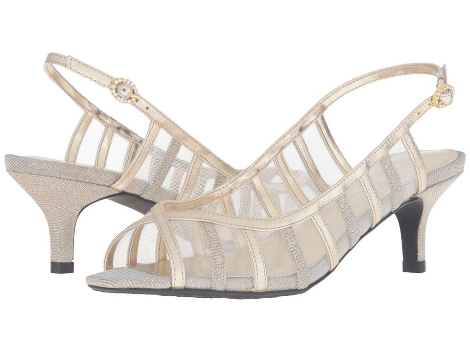J. Renee - Rebeka (Platinum) Women's Shoes