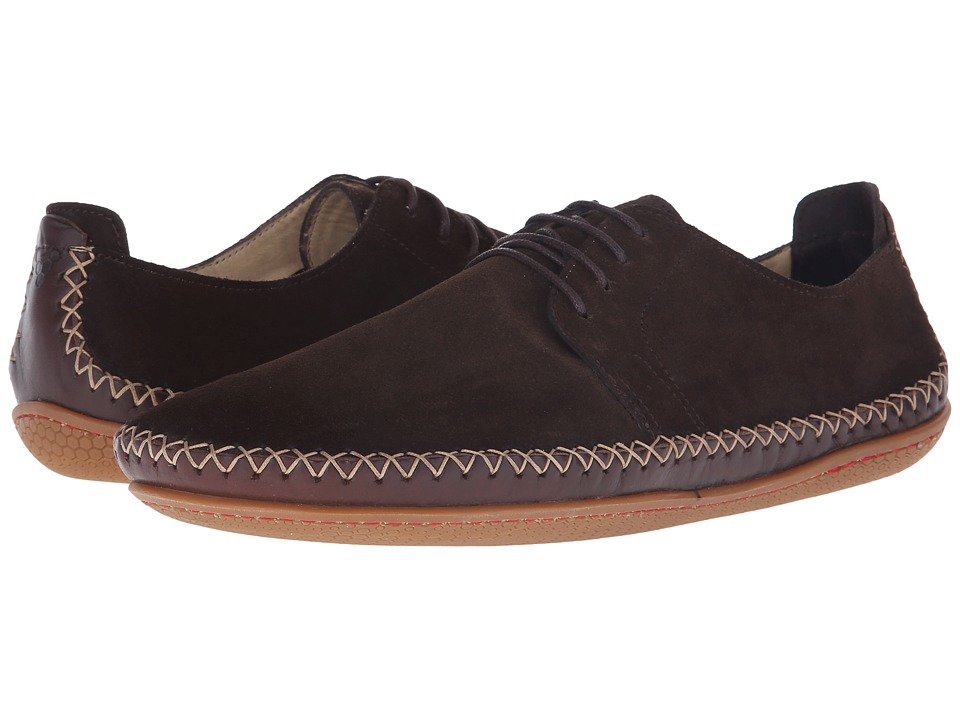 Vivobarefoot - Opanka Lace (Chocolate) Men's Lace up casual Shoes