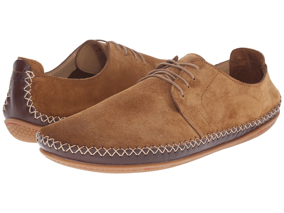 Vivobarefoot - Opanka Lace (Chestnut) Men's Lace up casual Shoes