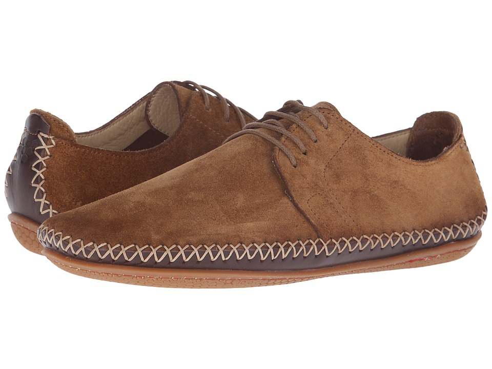 Vivobarefoot - Opanka Lace (Chestnut) Women's Lace up casual Shoes