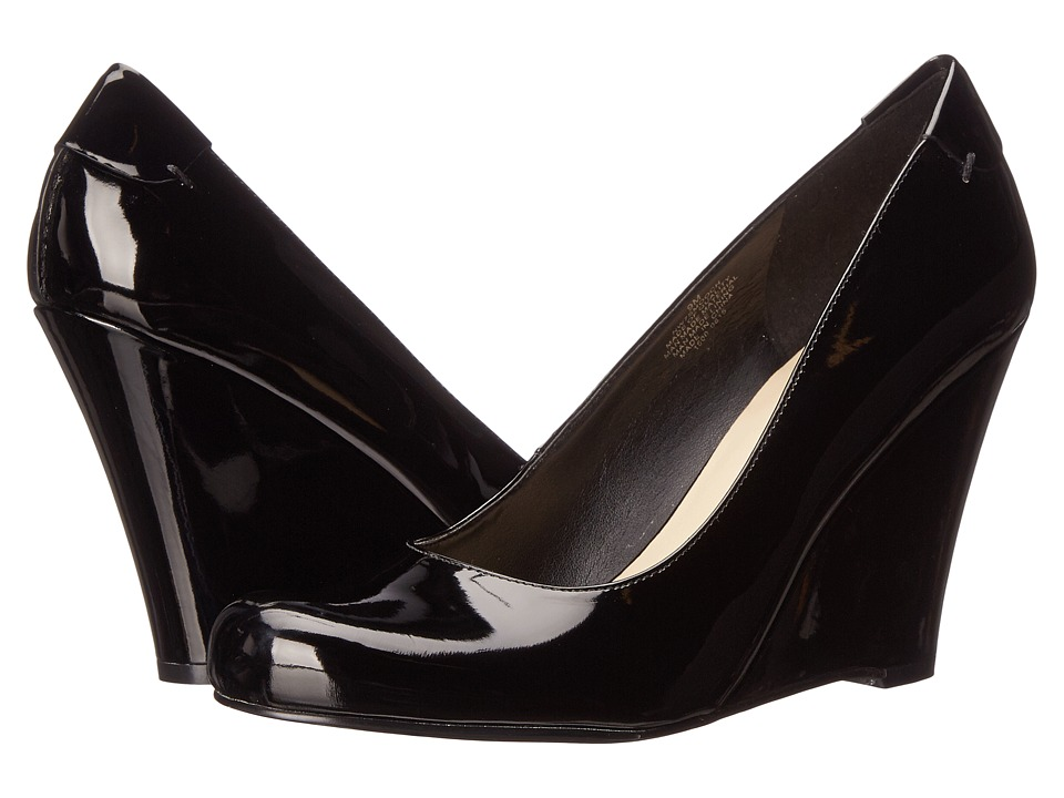 Nine West - Smooch (Black Synthetic) Women