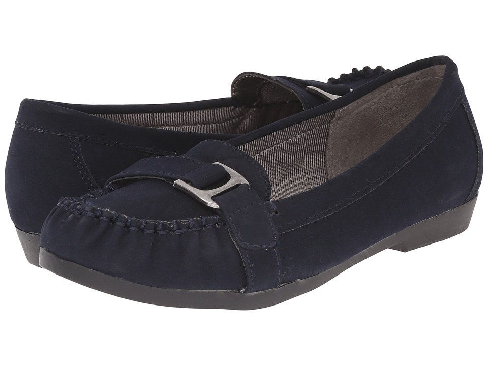 LifeStride - Rafael (Navy) Women's Shoes