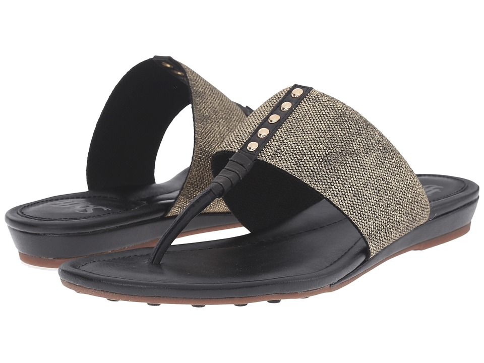 Sofft - Ameda (Black M-Vege/Cotton Foil Elastic) Women