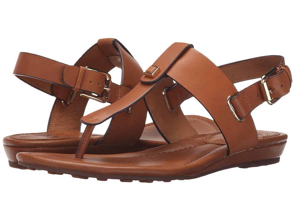 Sofft - Alexie (Luggage M-Vege) Women's Sandals