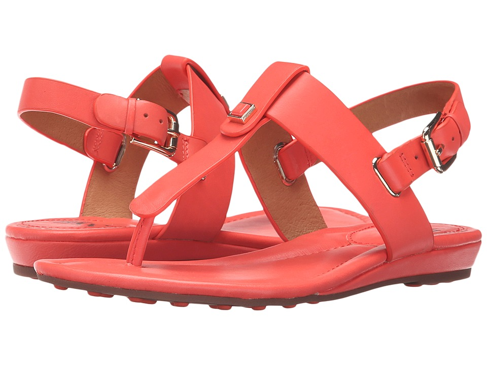 Sofft - Alexie (Lipstick Red Sun-Vege) Women's Sandals