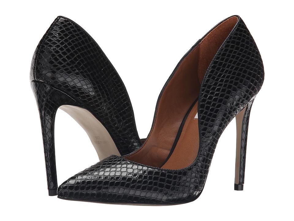 Steve Madden Dipper (Black) High Heels