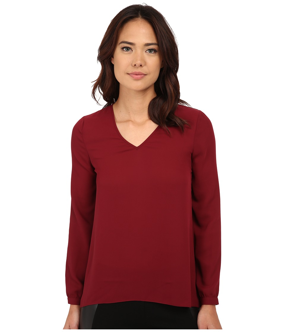 Olive & Oak - Pattern Sweater (Pebble Beach Combo) Women's Blouse