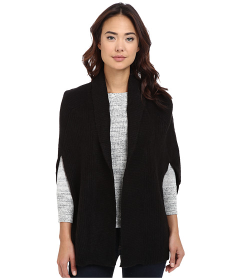 Olive & Oak - Cape Sweater (Black) Women's Sweater