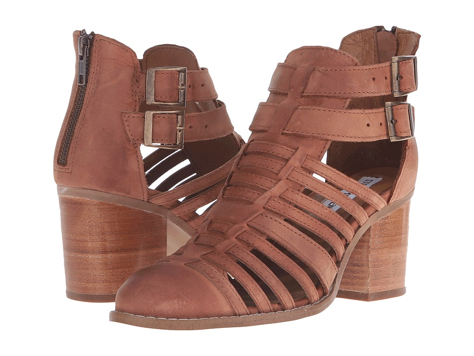 Steve Madden - Frenchey (Brown Leather) High Heels
