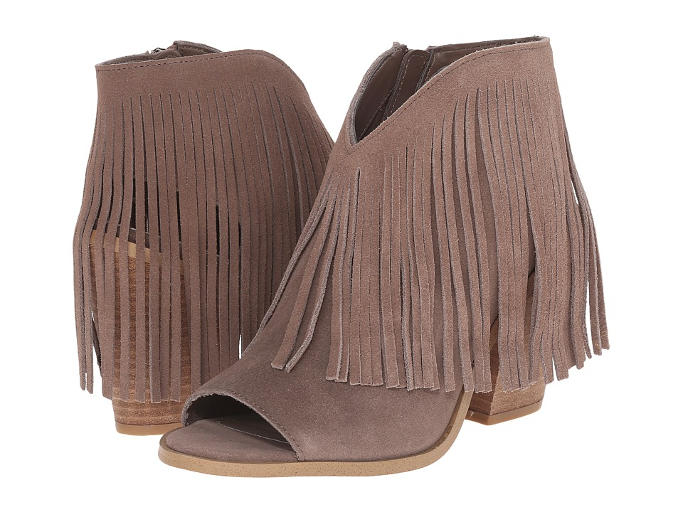 Steve Madden - Rock-It (Taupe Suede) High Heels