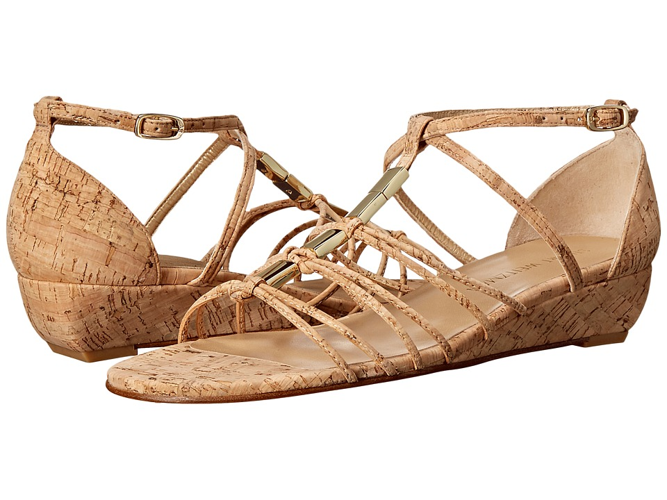 Stuart Weitzman - Lowlight (Natural Cork) Women's Shoes