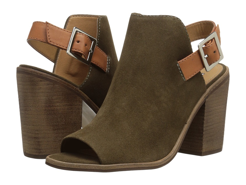 Steve Madden - Tallen (Olive Suede) Women's Shoes