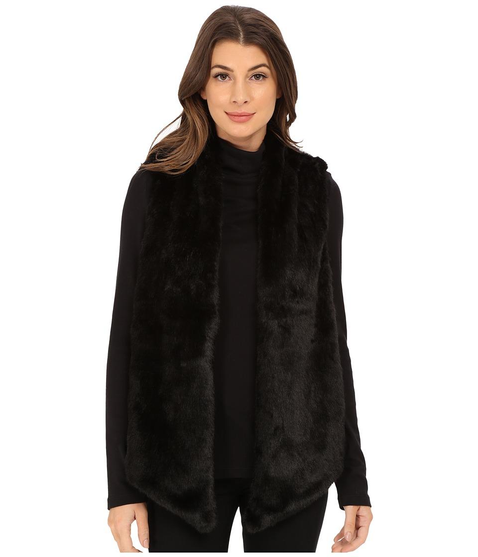 Tart - Kya Vest (Black) Women's Coat