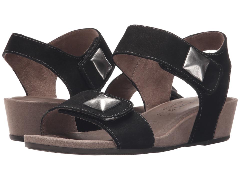 Tamaris - Emilie 28201-26 (Black) Women's Shoes