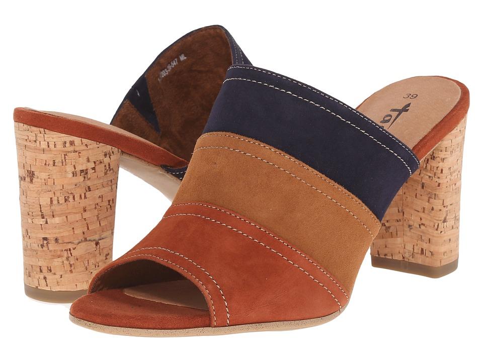 Tamaris - Leny 27203-26 (Brick Combo) Women's Shoes