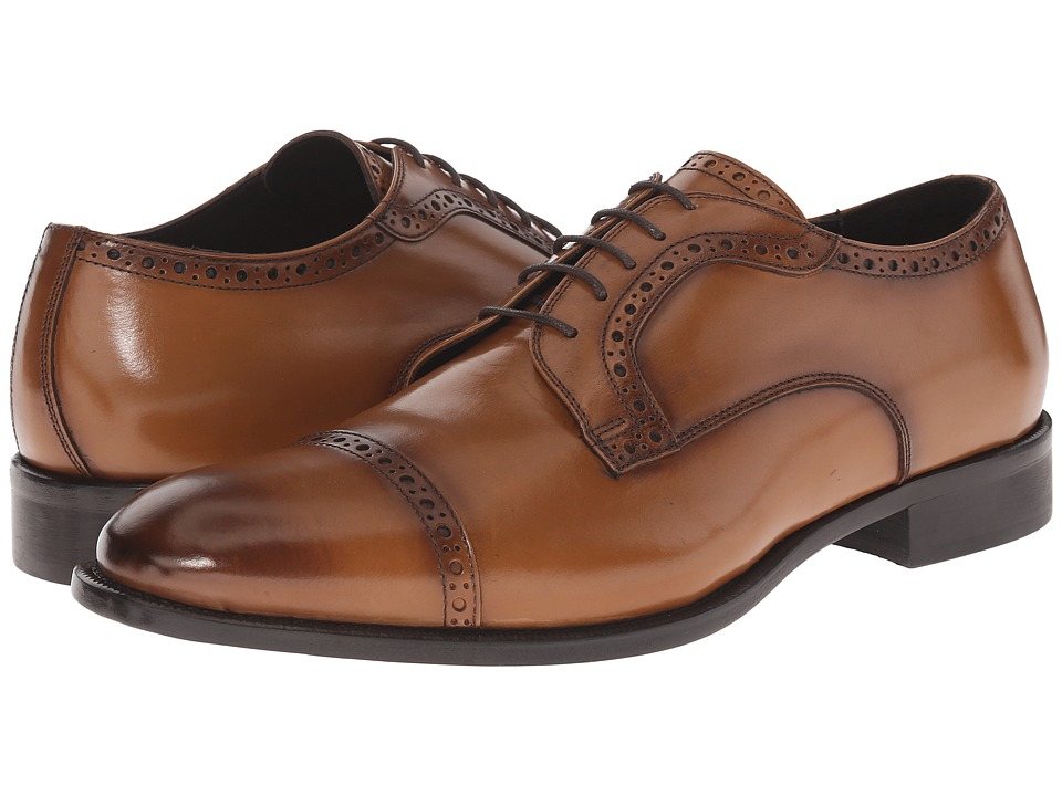 Bruno Magli - Waldo (Brandy) Men's Shoes