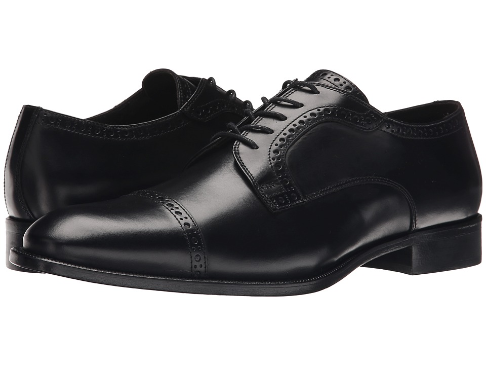 Bruno Magli - Waldo (Black) Men's Shoes