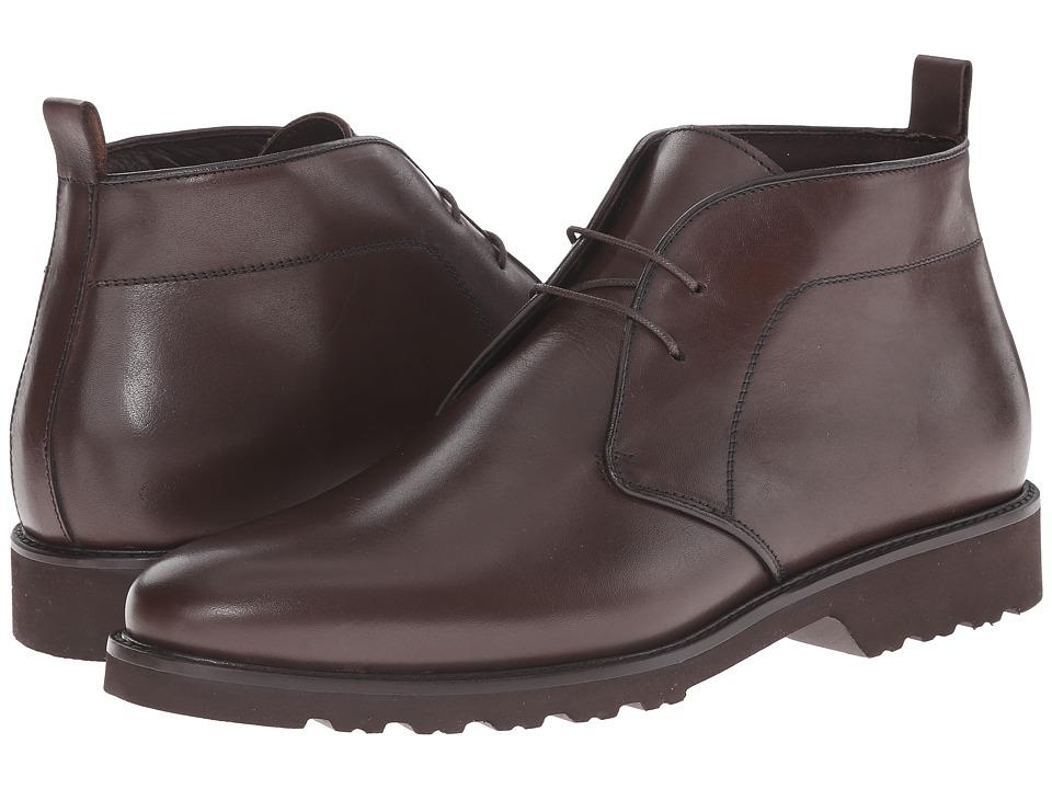 Bruno Magli - Wender (Dark Brown) Men's Shoes