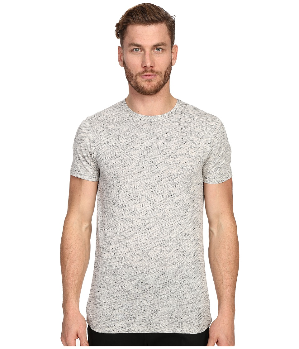 Theory - Andrion.Wave Jersey T-Shirt (Light Heather) Men's T Shirt
