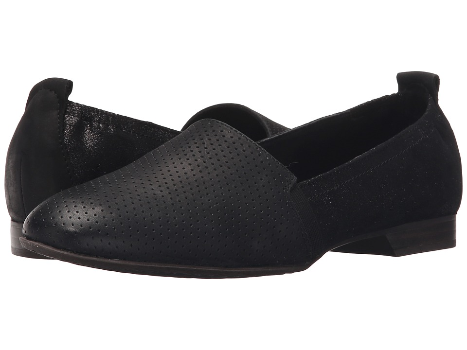 Tamaris - Drene 24207-26 (Black Combo) Women's Slip on Shoes