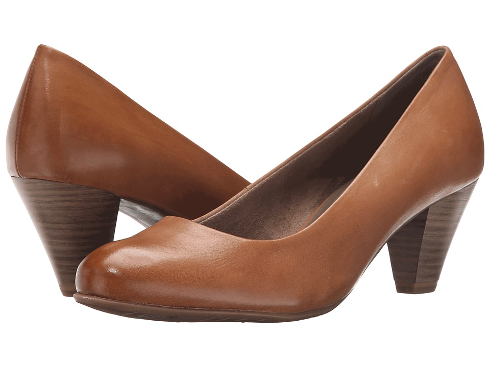 Tamaris - Pimela 22400-26 (Antelope) High Heels