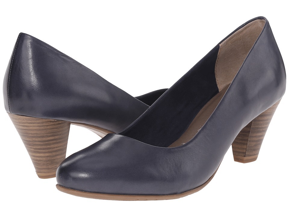 Tamaris - Pimela 22400-26 (Navy) High Heels