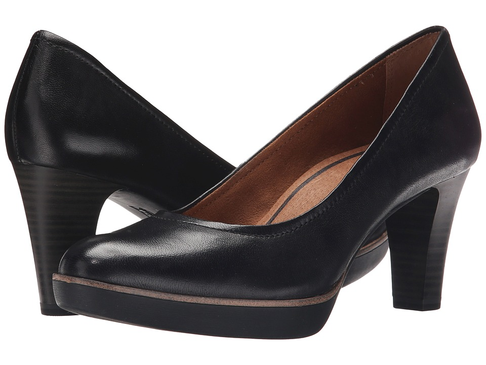Tamaris - Fee 22425-26 (Black) Women's Shoes