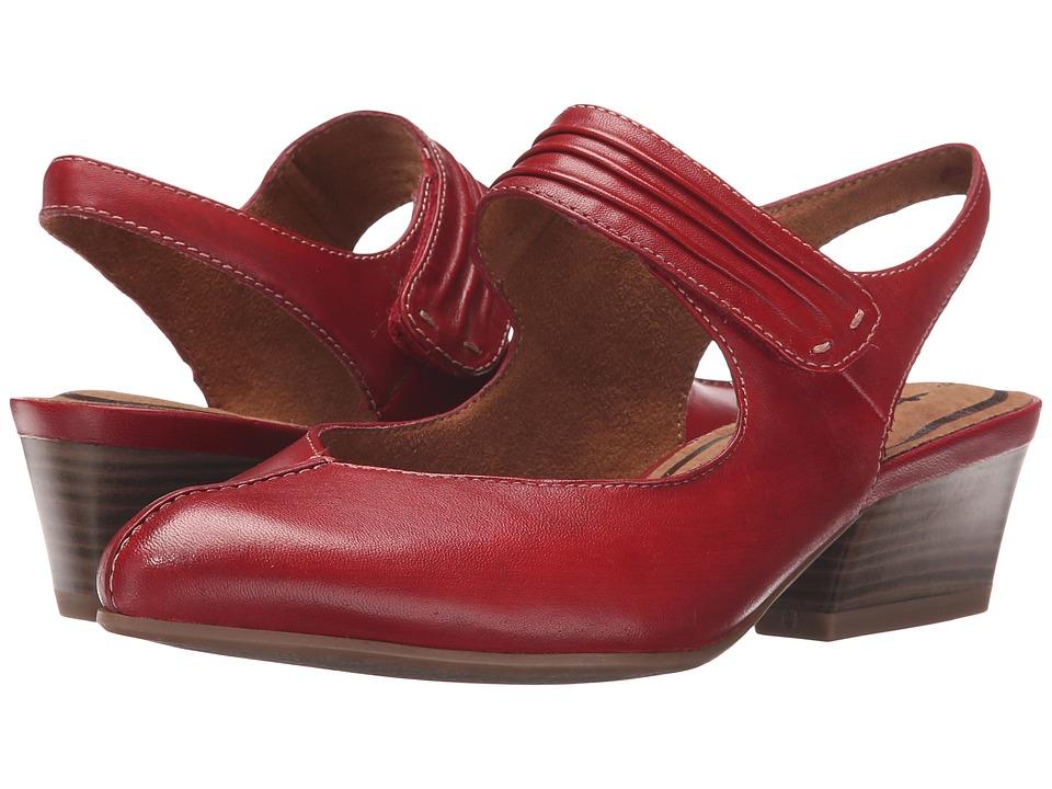 Tamaris - Elyon 29501-26 (Chili) Women's Shoes