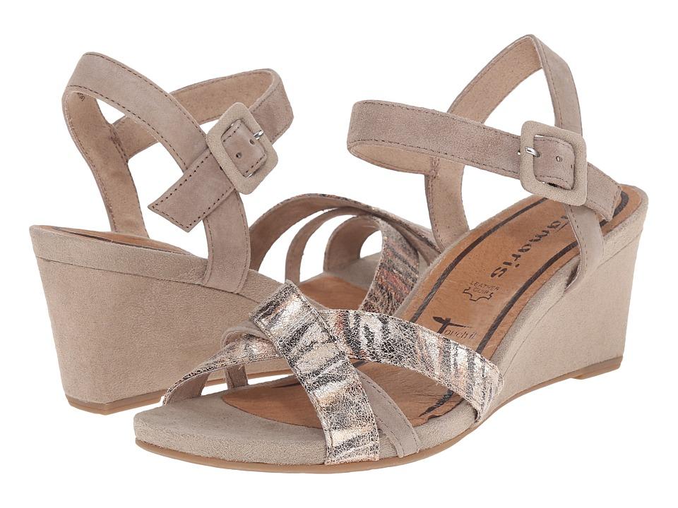 Tamaris - Inex 28301-26 (Pepper Combo) Women's Shoes