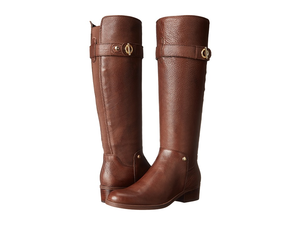 Tommy Hilfiger - Gallop (Dark Brown) Women's Zip Boots