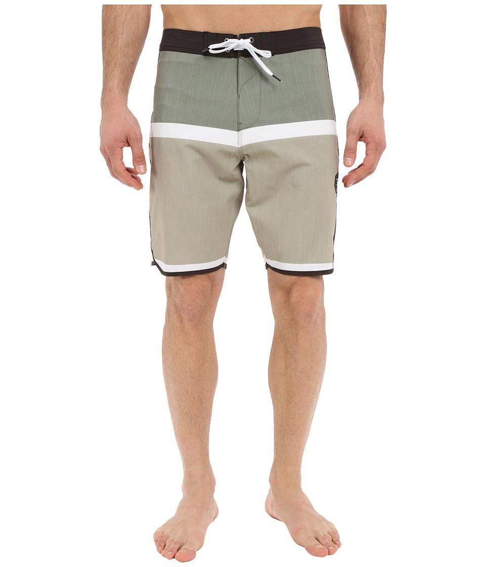 VISSLA - Dredges 20 Boardshort (Surplus) Men's Swimwear
