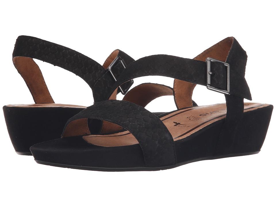 Tamaris - Eda 28303-26 (Black) Women's Shoes