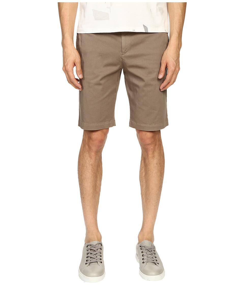 Theory - Brucer BF.Greely Shorts (Dark Till) Men's Shorts