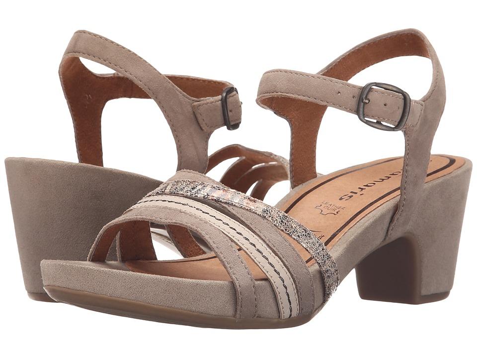 Tamaris - Jule 28328-26 (Pepper Combo) Women's Shoes