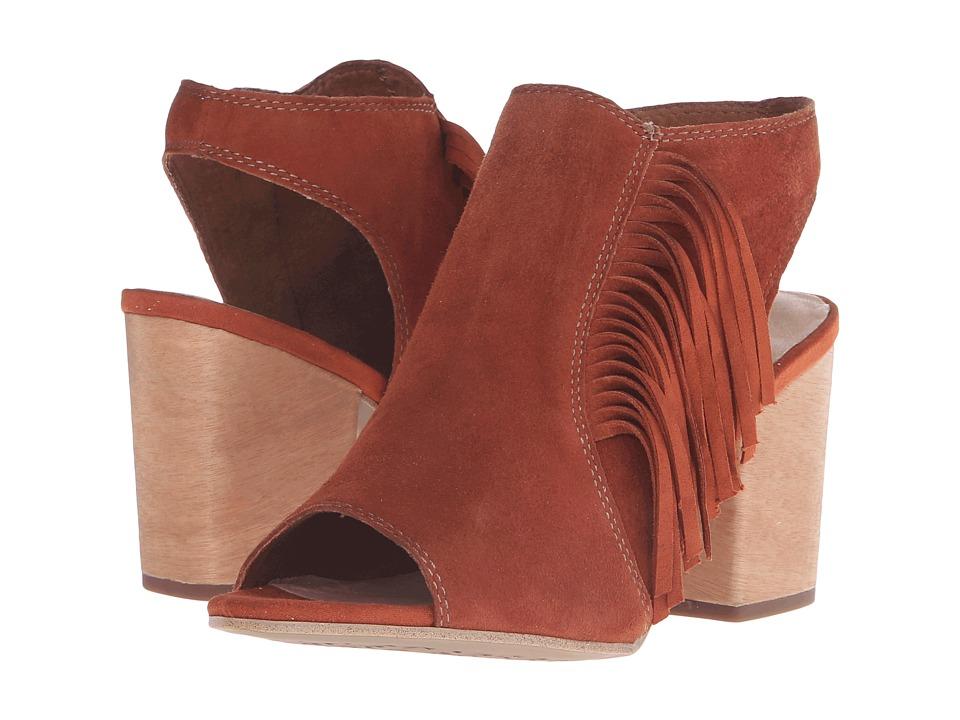 Tamaris - Leny 28348-26 (Brick) High Heels