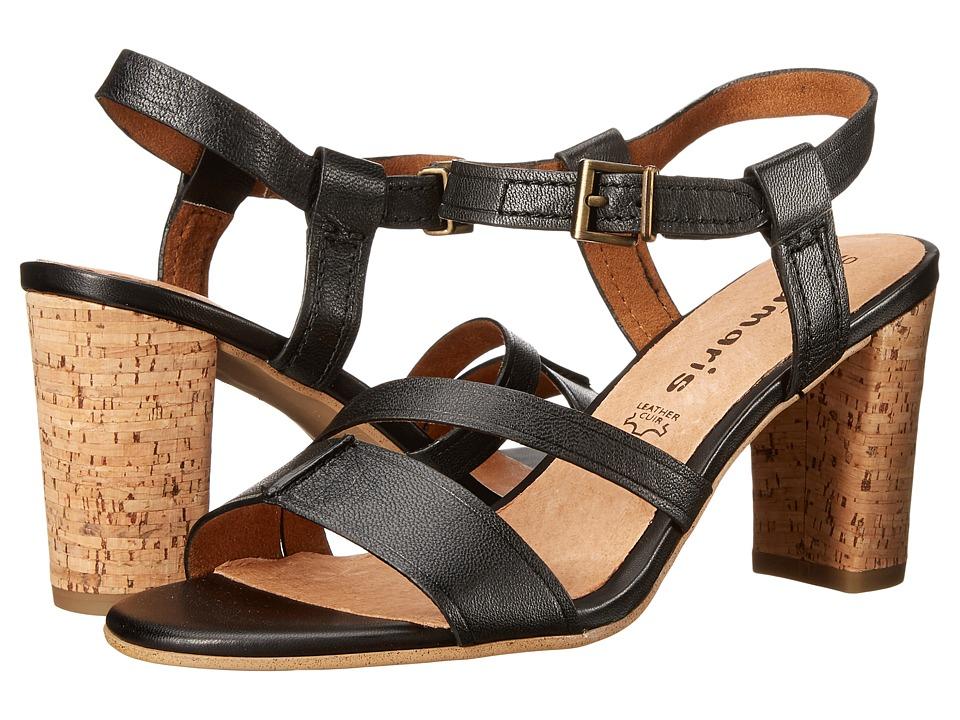 Tamaris - Leny 28350-26 (Black) Women's Shoes