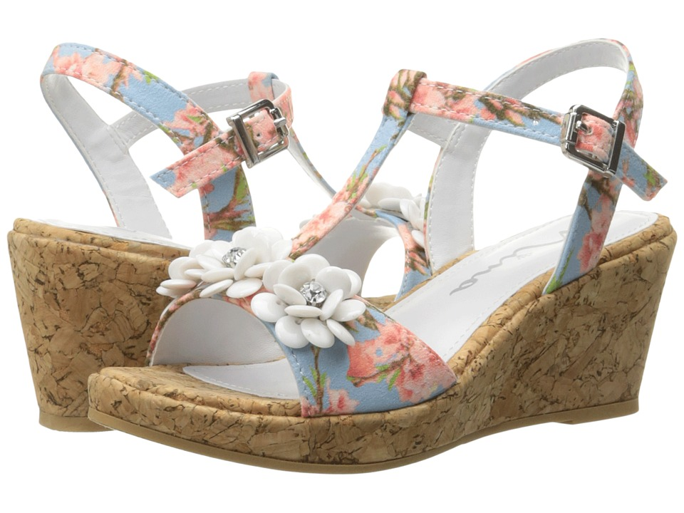 Nina Kids - Suzy (Little Kid/Big Kid) (Floral) Girl