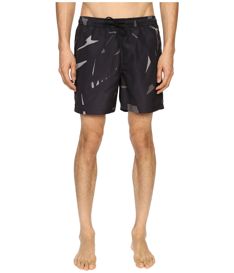 Theory - Cosmos.Shatter Canvas Swimwear (Night) Men's Swimwear