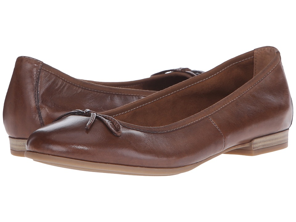 Tamaris - Alena 22116-26 (Cognac) Women's Shoes