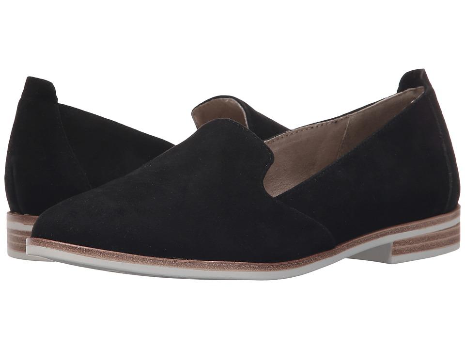 Tamaris - Pistil 24208-26 (Black) Women's Slip on Shoes