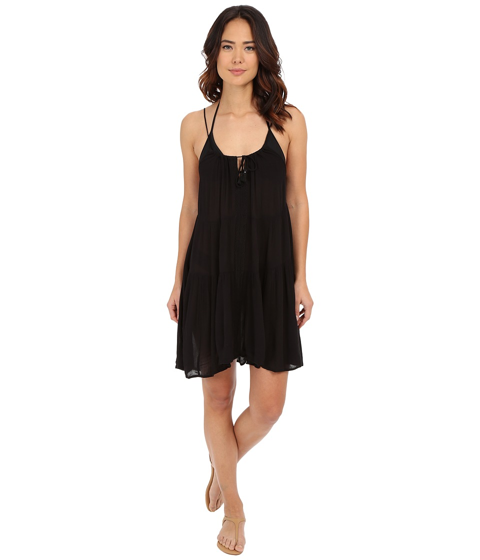 Amuse Society - Kingsley Dress (Black) Women's Dress