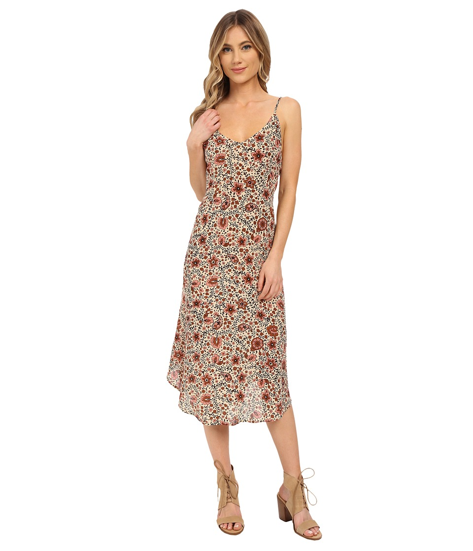 Amuse Society - Adelaide Dress (Peach) Women's Dress